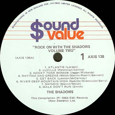 Sound Value AXIS 138 Side 1