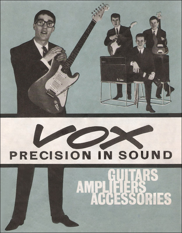 how to use vox amp